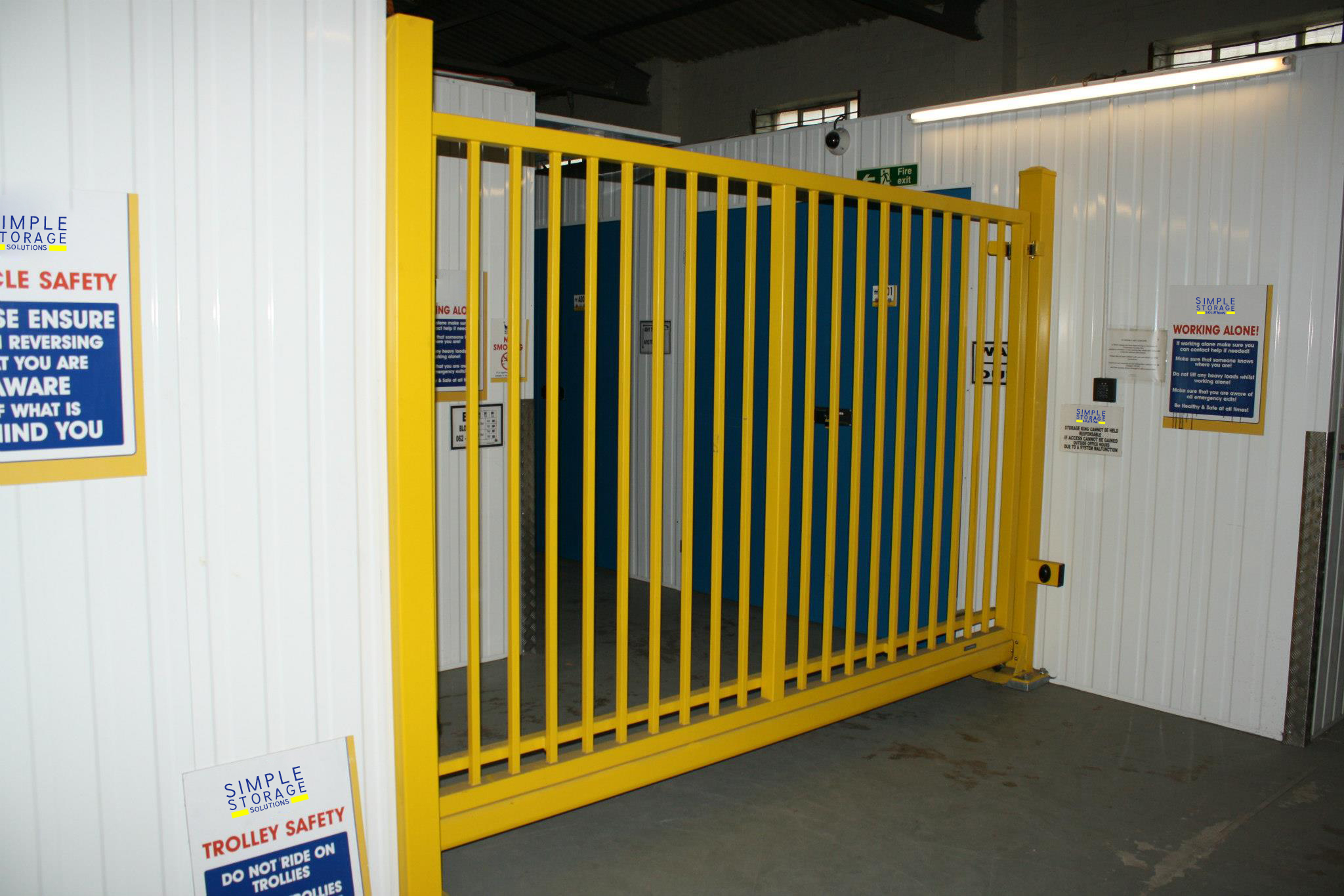 Simple Storage Solutions Self Storage Specialists Uk Wide